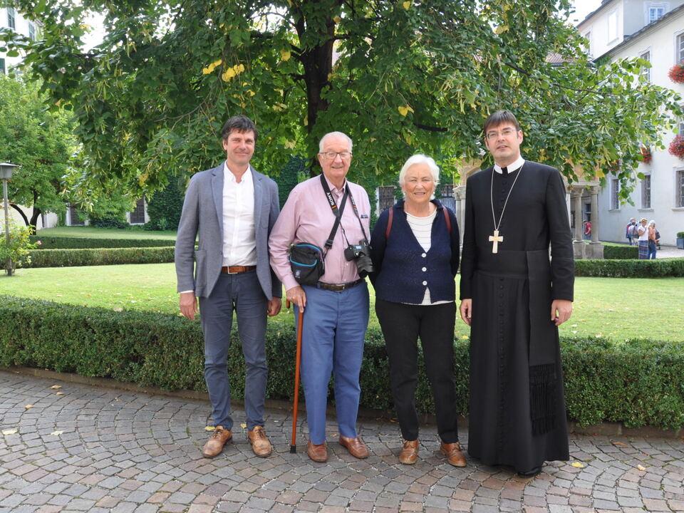 König von Belgien Kloster Neustift