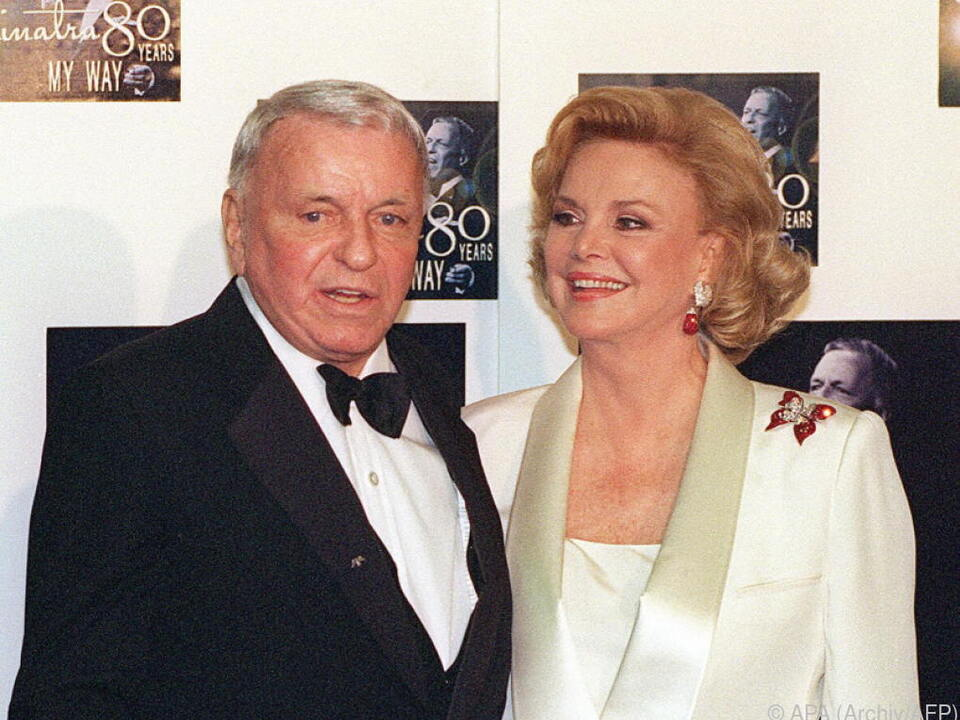 Frank und Barbara Sinatra