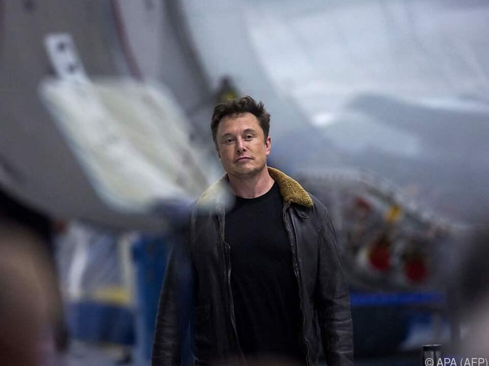 Für Musk stand viel auf dem Spiel