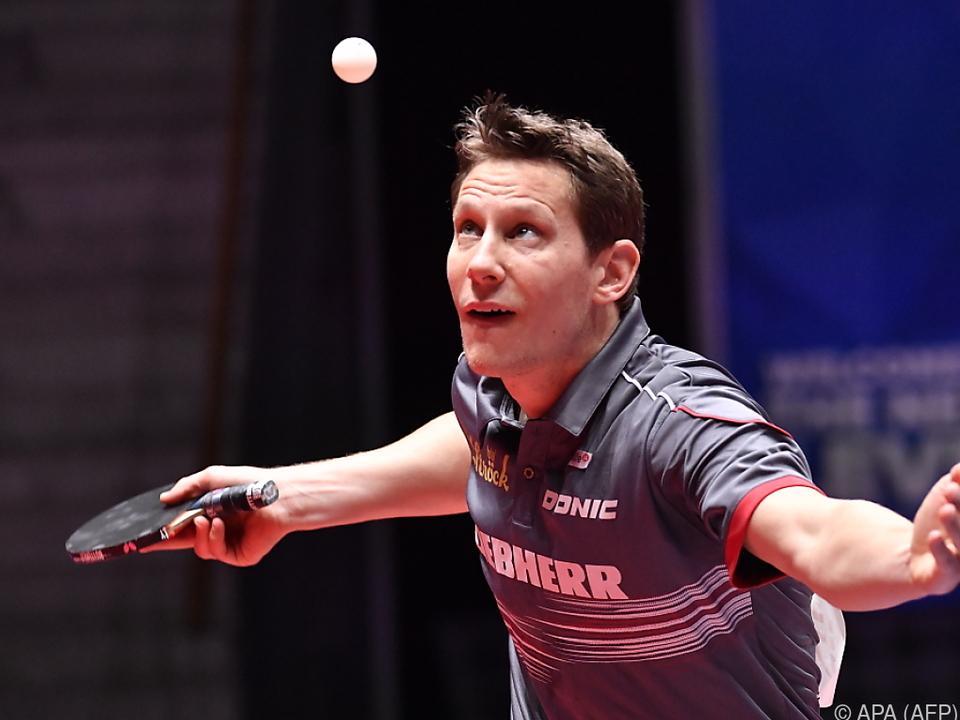 Gardos ist erneut Europameister