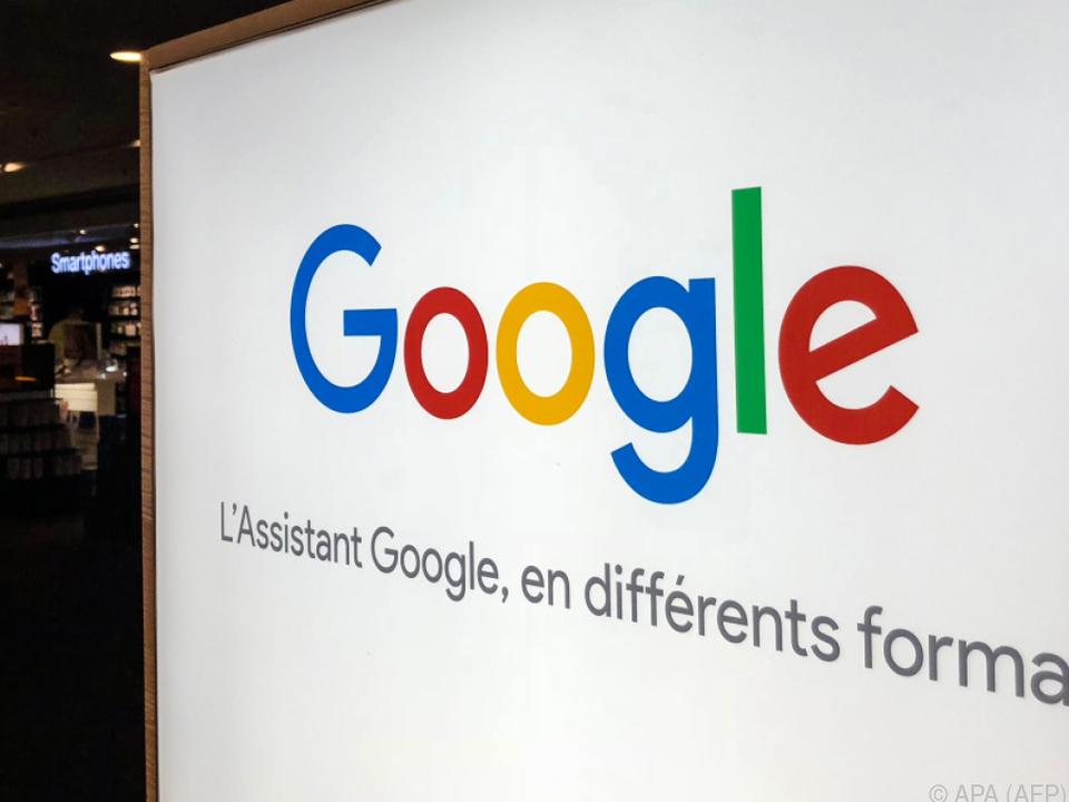 Google-App gibt es in mehreren Sprachen