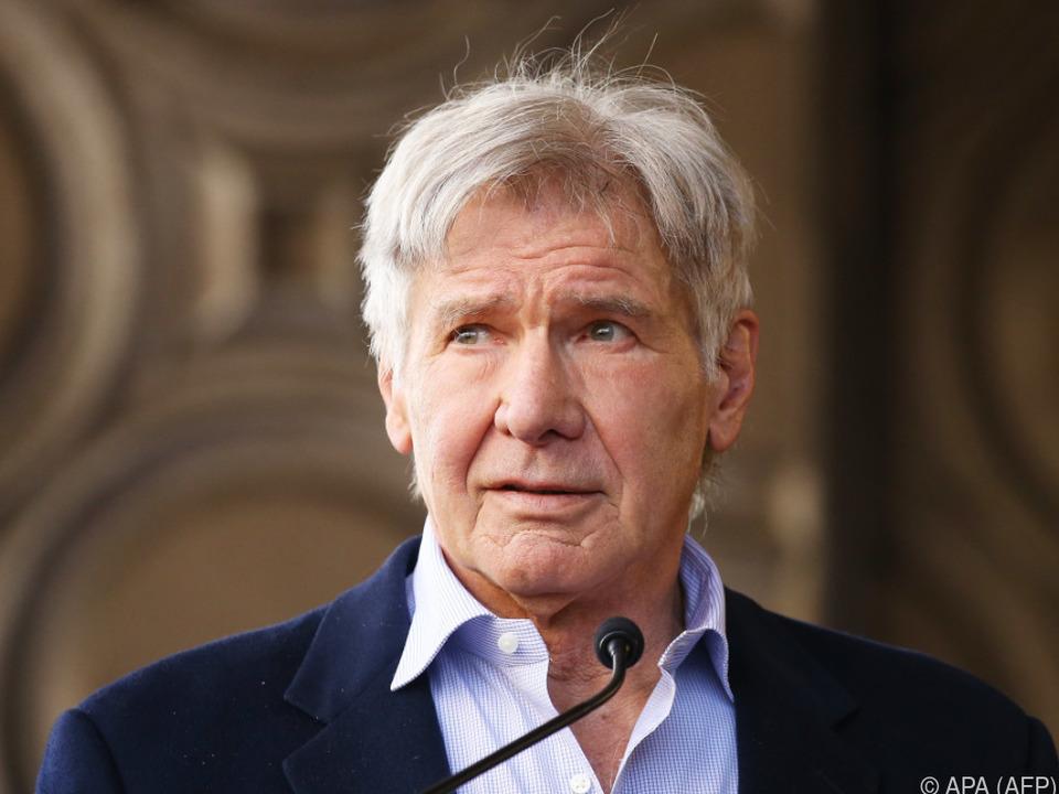 Harrison Ford macht sich seit Jahrzehnten für Klimaschutz stark