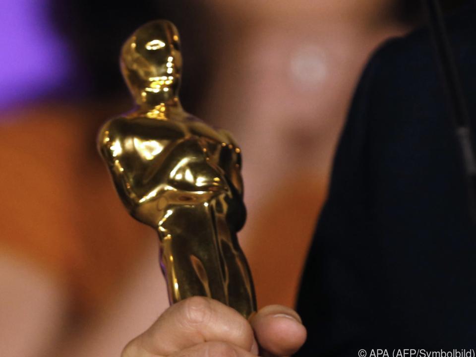Heiß begehrter Oscar in der Filmszene