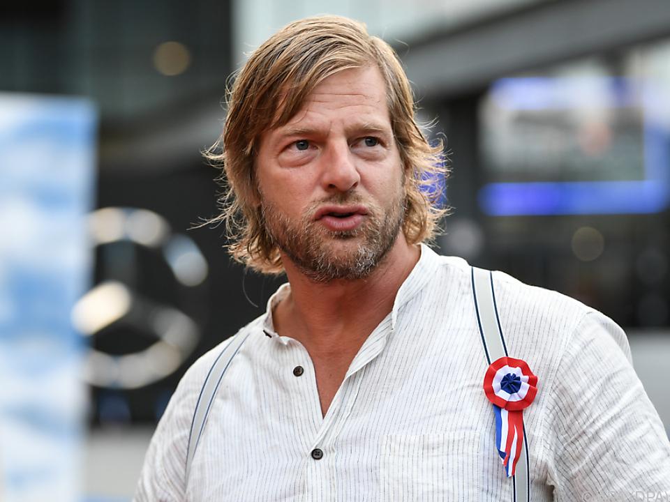 Henning Baum freut sich auf seine Rolle