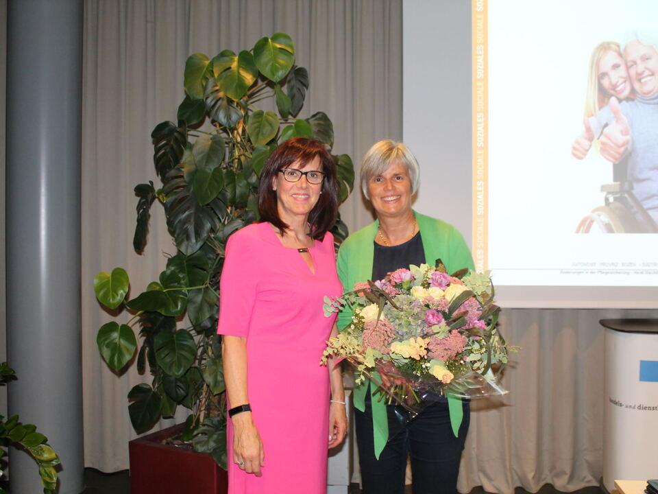 hds, Christine Fuchsberger, Heidi Wachtler
