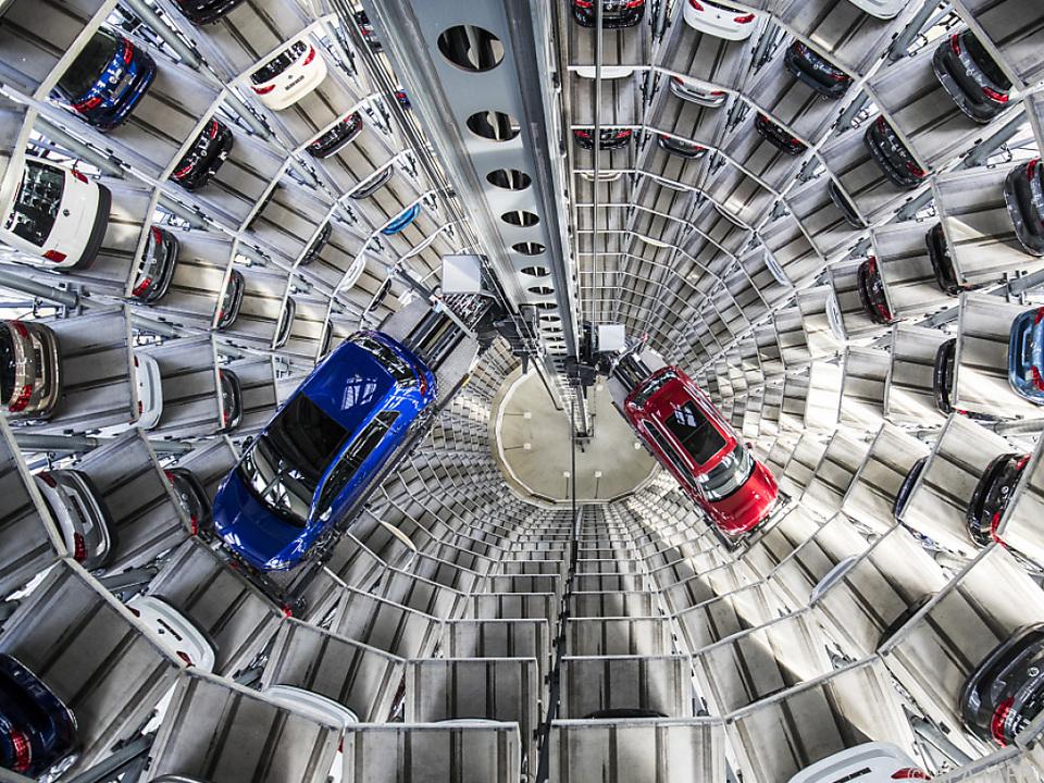 In Die Kläger wollen fast neun Milliarden Euo von VW