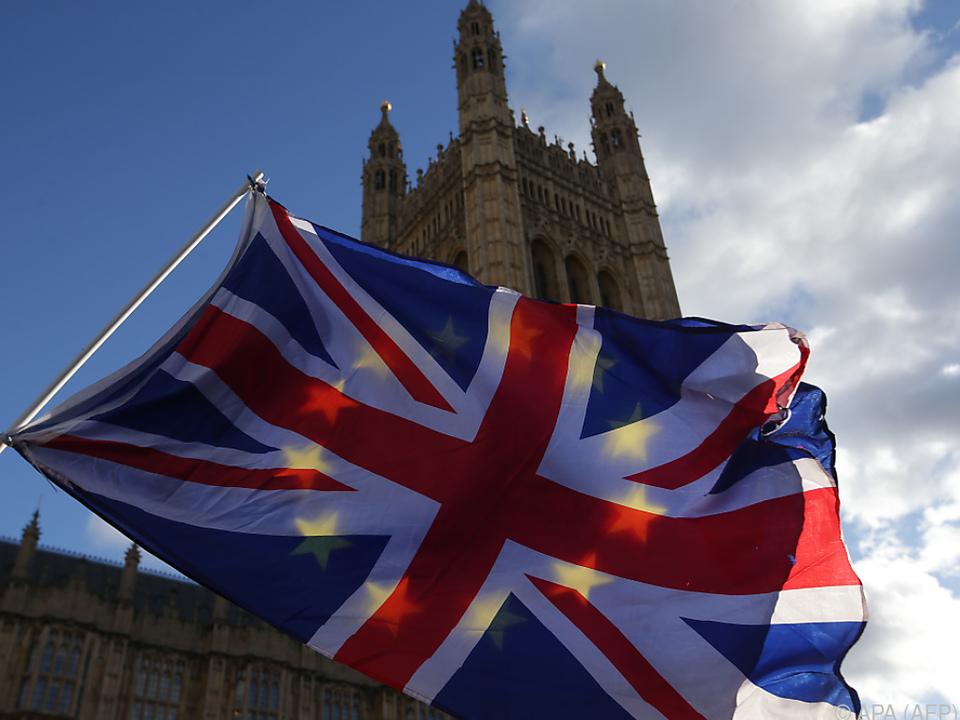 In London hofft man weiter auf eine Einigung mit der EU
