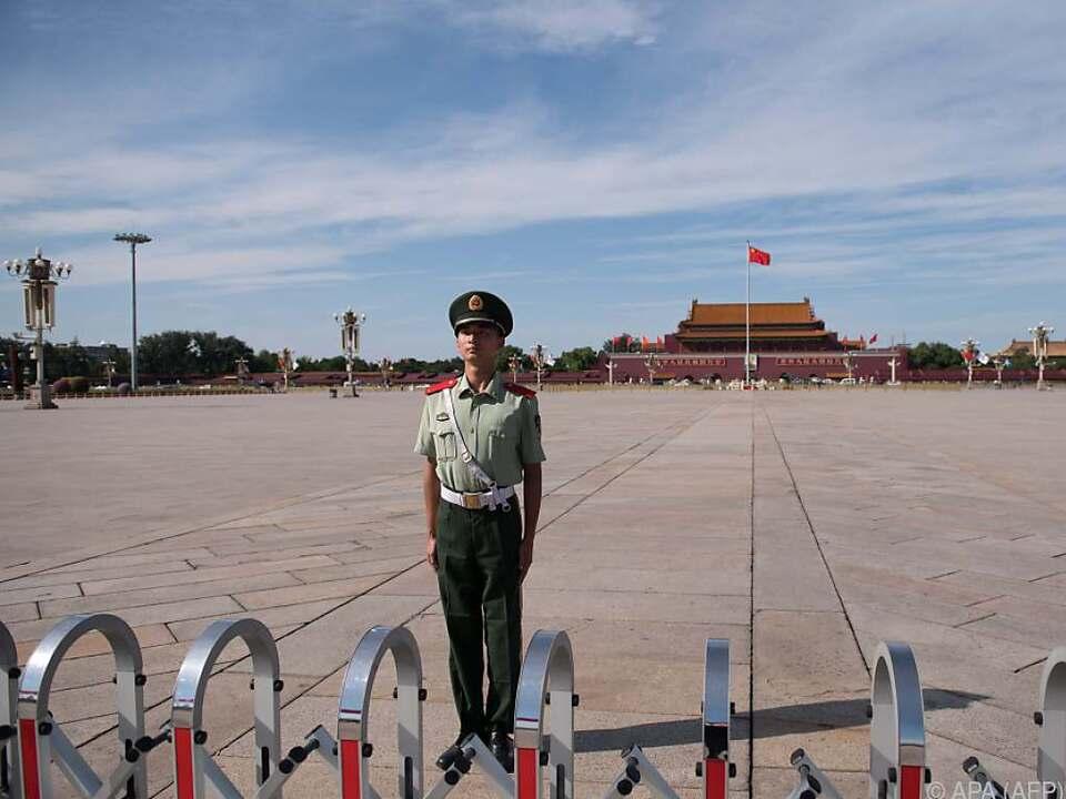 In Peking findet ein Treffen mit afrikanischen Staats- und Regierungschefs statt