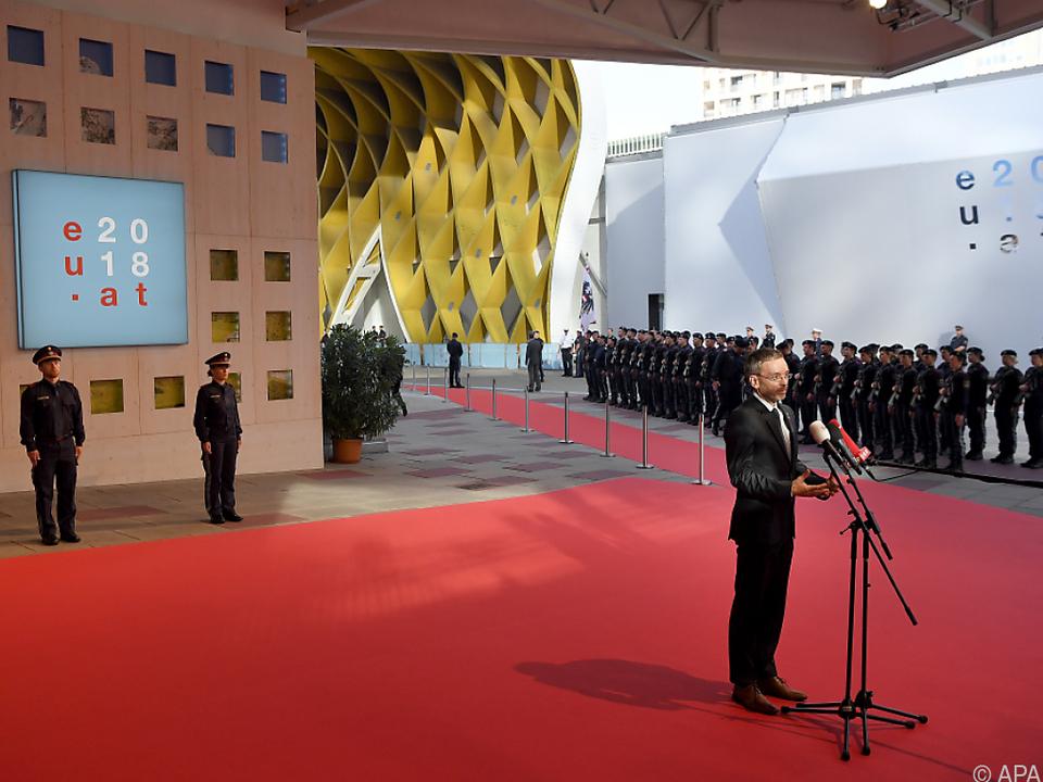 Innenministerkonferenz in Wien wurde am Freitag fortgesetzt