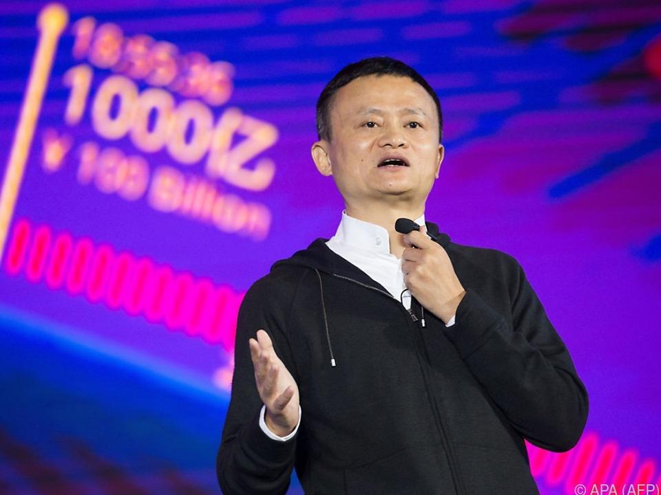Jack Ma will in einem Jahr abtreten