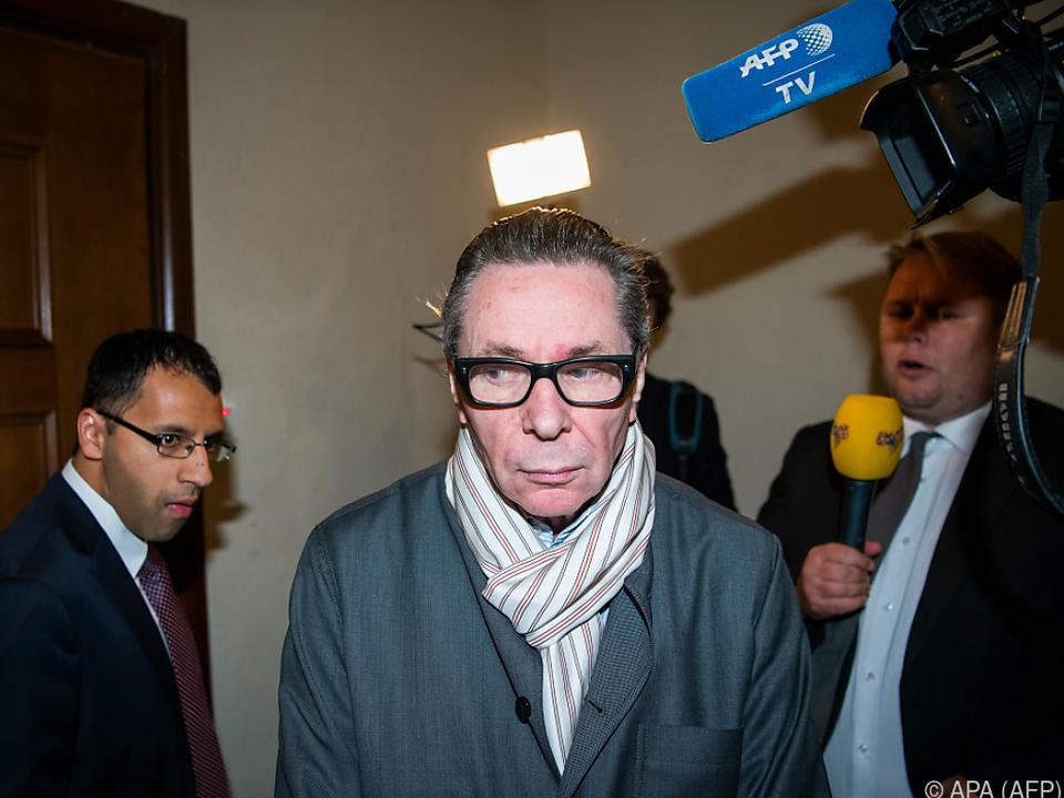 Jean-Claude Arnault sieht sich mit schweren Vorwürfen konfrontiert