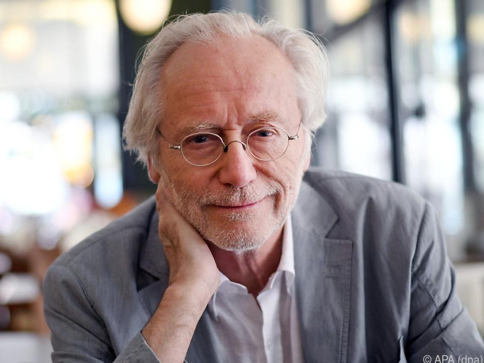 Joachim H. Luger stieg nach mehr als 30 Jahren aus