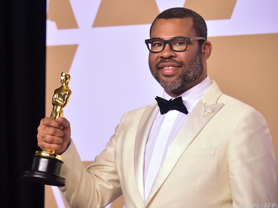 Jordan Peele hat schon einen Oscar zu Hause stehen