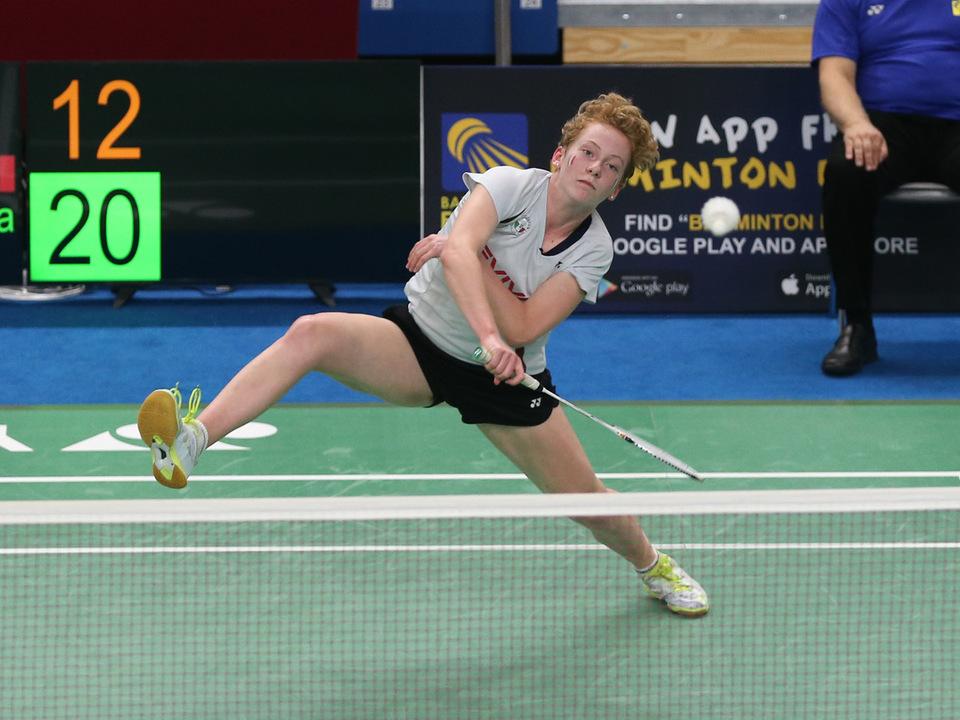 Badminton: Katharina Fink sichert sich erneut Podestplatz - Suedtirol News