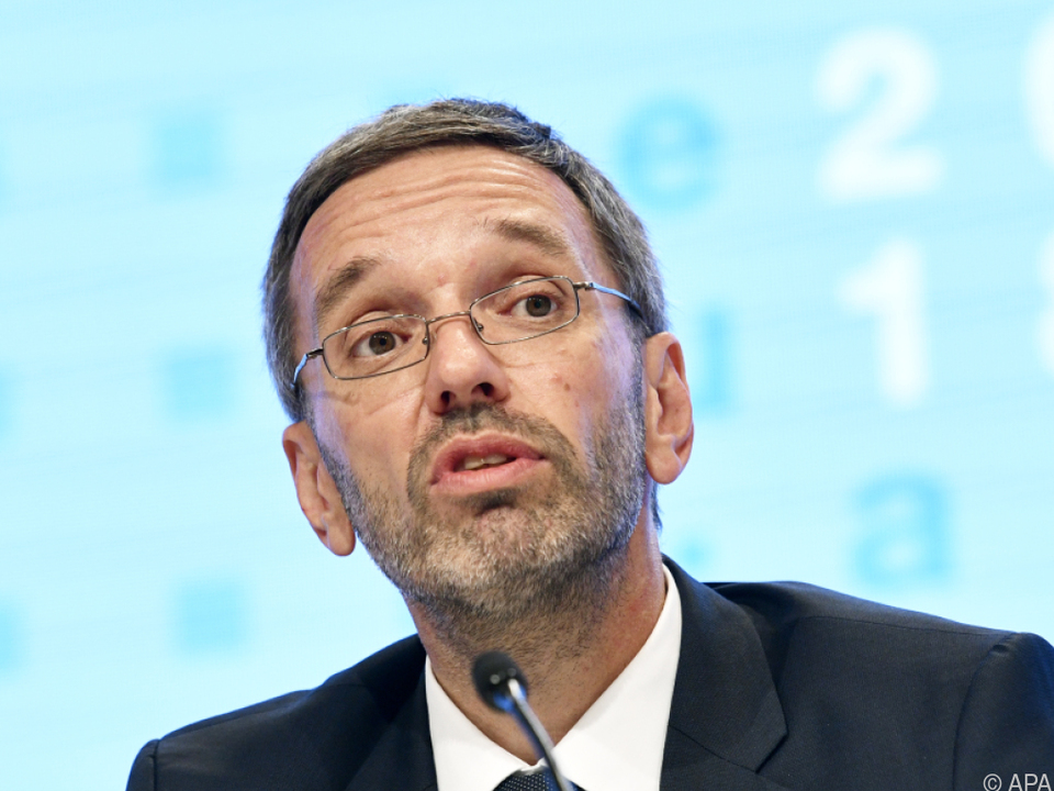 Kickl reagierte auf heftige Kritik auch vom Koalitionspartner