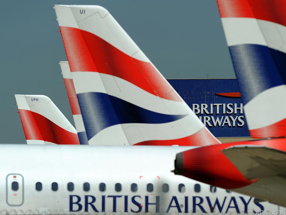 Kunden von British Airways wurden Opfer eines Hacker-Angriffs