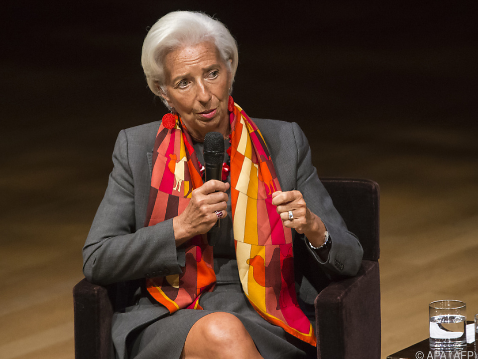 Lagarde warnt Briten vor \