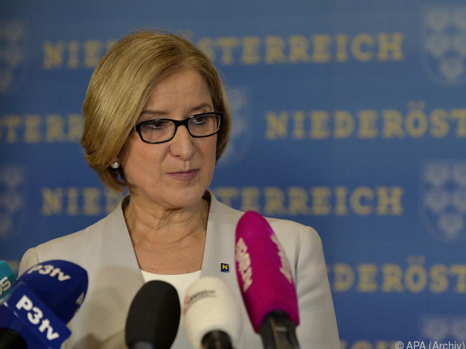 Landeshauptfrau Mikl-Leitner erfreut über Akzeptanz der Kultur