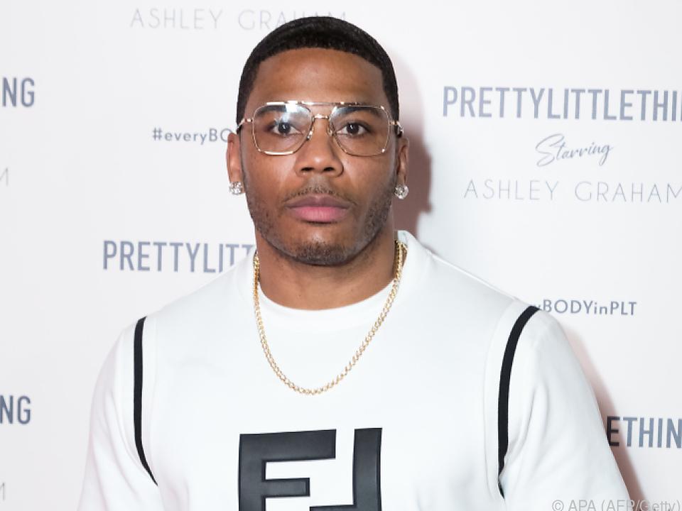 Laut Nelly war der Sex einvernehmlich