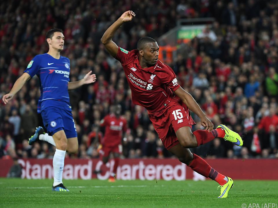 Liverpool bekommt zweite Chance gegen Chelsea