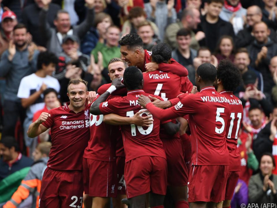 Liverpool schlug Southampton 3:0