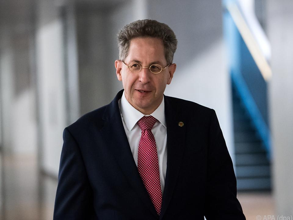 Maaßen wird Staatssekretär im Innenministerium