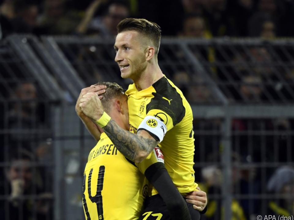Marco Reus spielte Nürnbergs Abwehr schwindlig