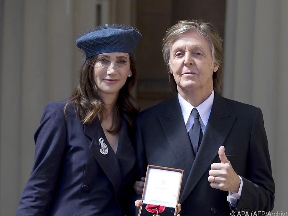 McCartney erfreut sich wieder größter Beliebtheit