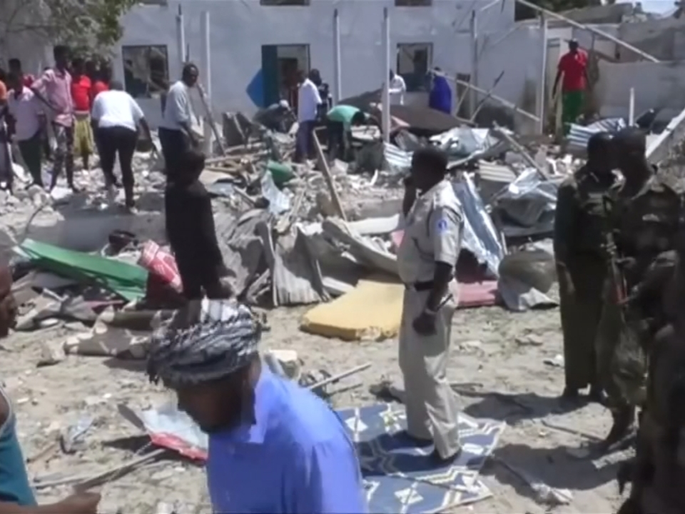 Mehrere Tote bei Anschlag in Somalia