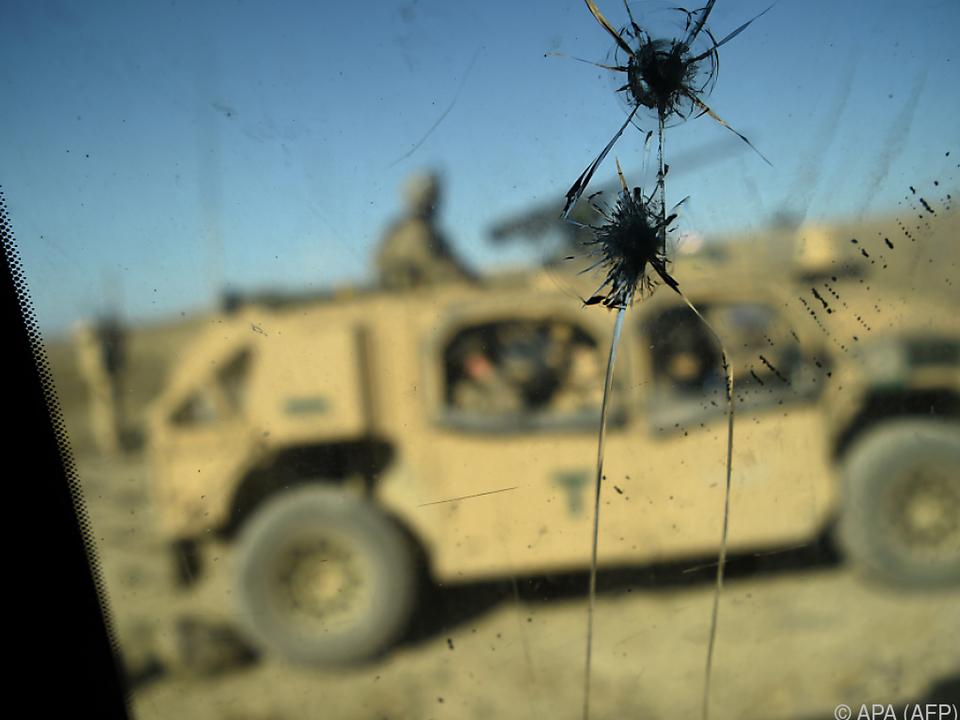 Mindestens 29 Soldaten und Polizisten wurden getötet
