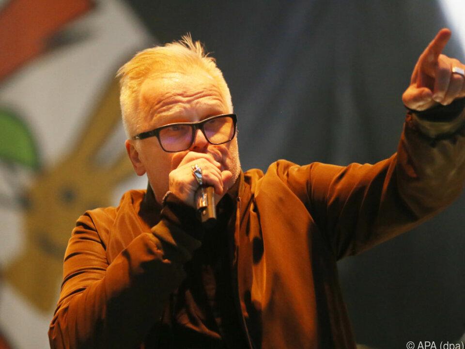 Mit der neuen Platte geht Grönemeyer auch auf Tour