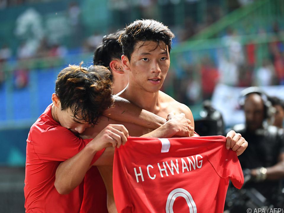 Neo-Hamburger Hwang traf im Finale