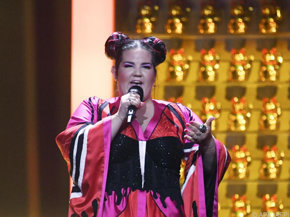 Netta konnte den heurigen Song Contest für sich entscheiden
