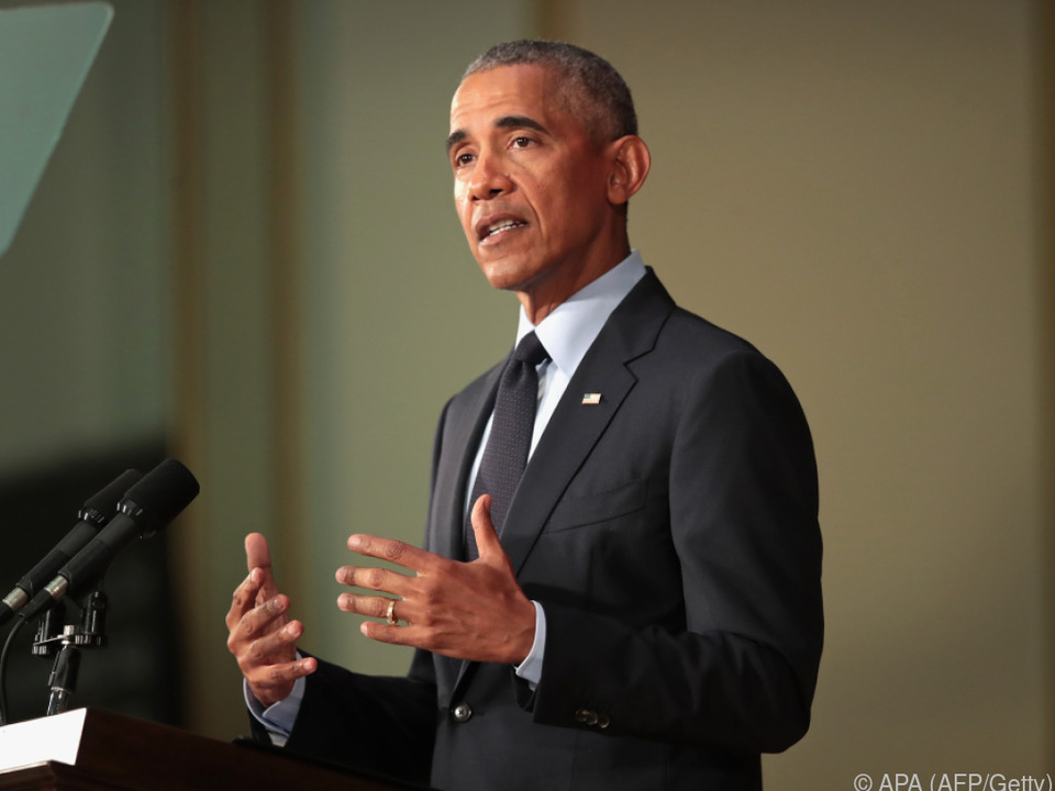 Obama sprach vor Studenten in Urbana