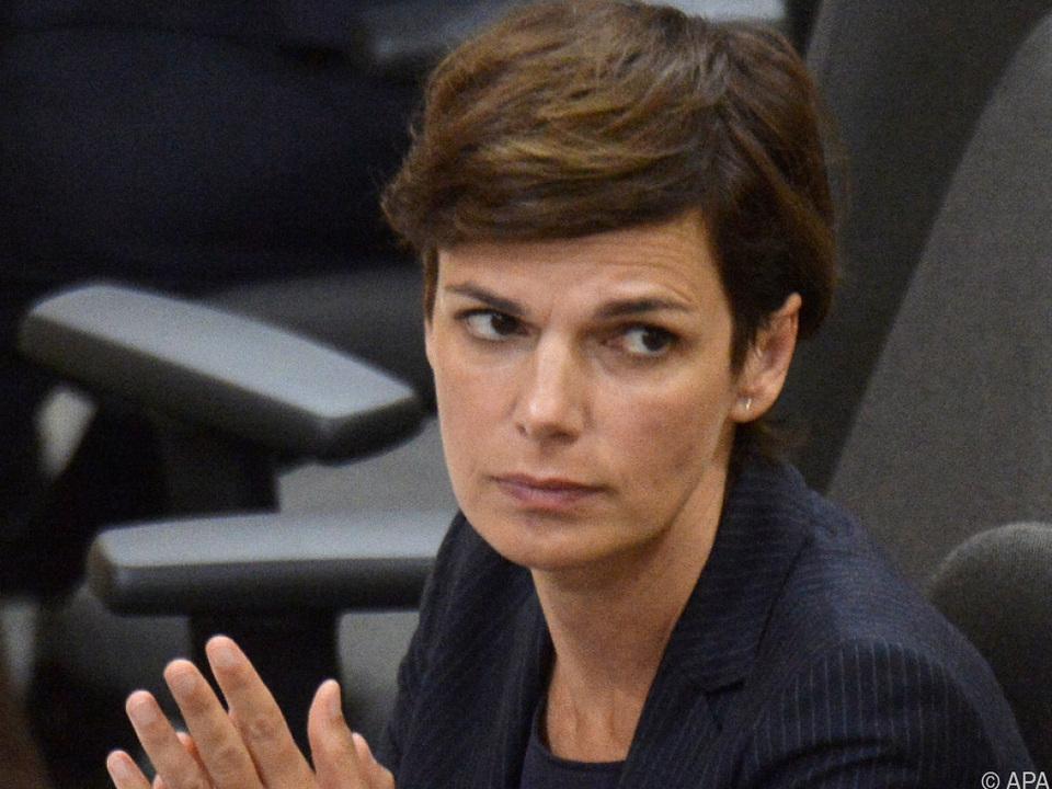 Pamela Rendi-Wagner hat\'s nicht leicht