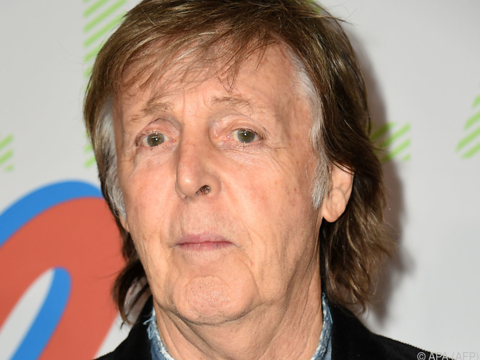 Paul McCartney nahm mit Kanye West auf