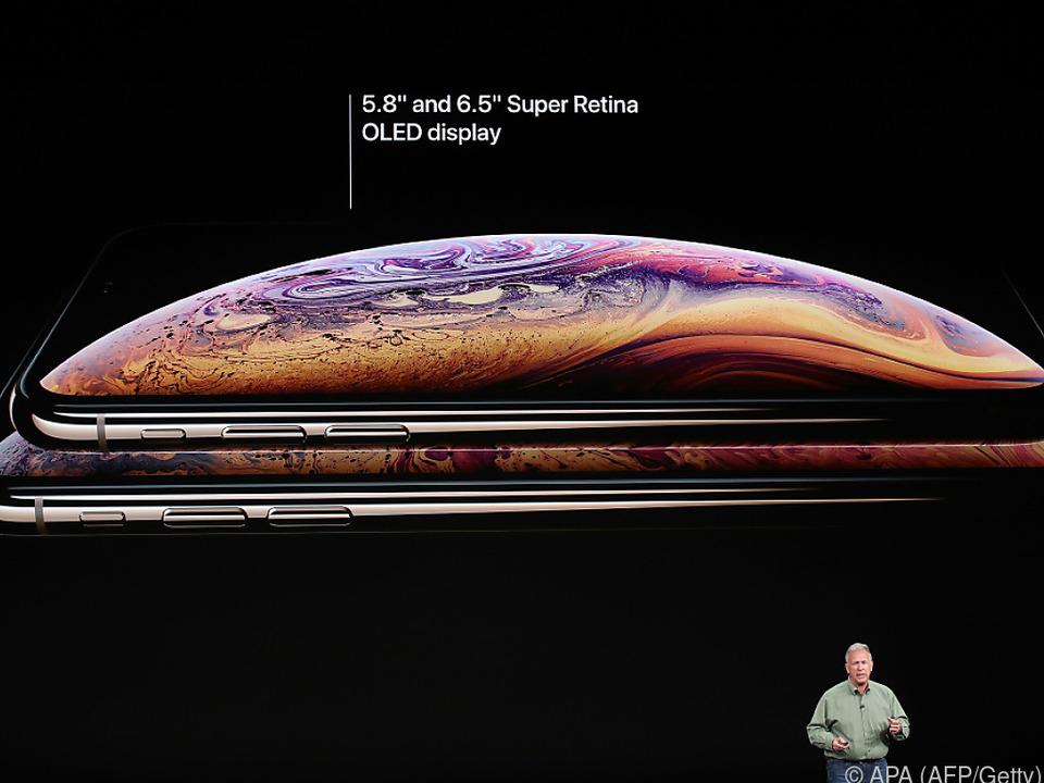 Präsentation des neuen iPhone in Cupertino