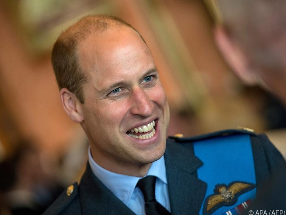 Prinz William reist solo nach Afrika
