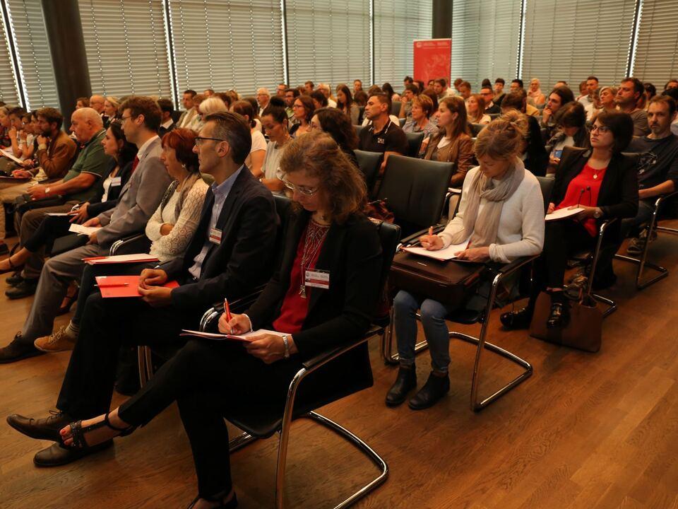 Publikum (c) hk