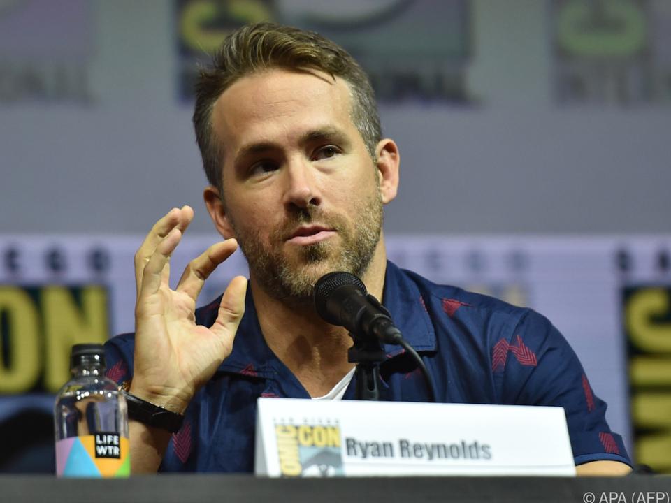Reynolds sucht die nächste Herausforderung