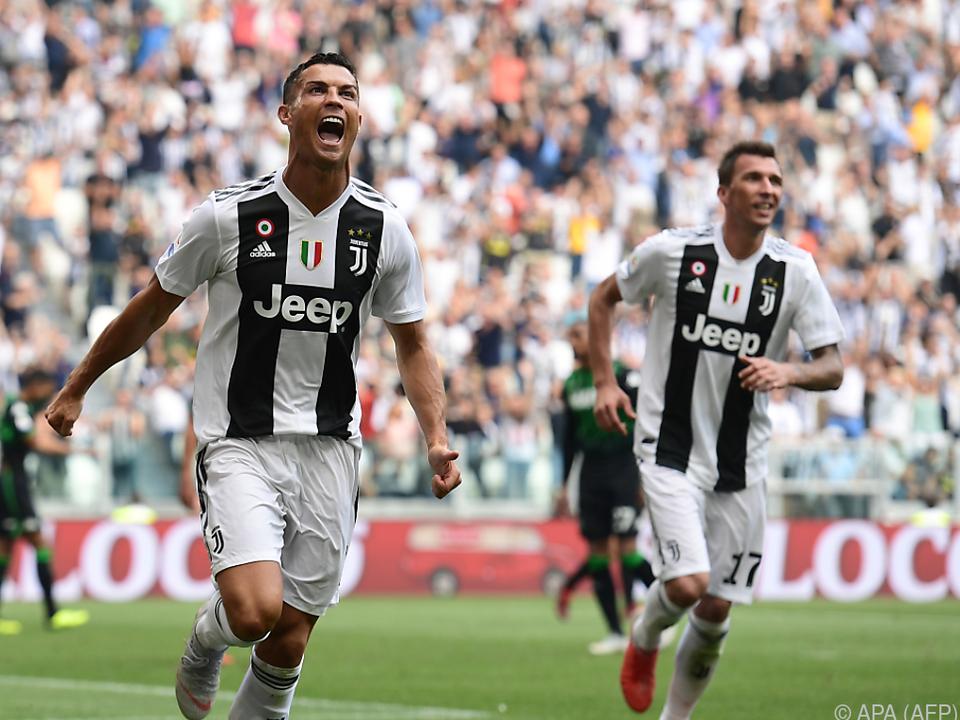 Ronaldo erfüllte die Erwartungen