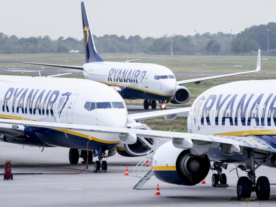 Rund 250 Flüge mussten am Freitag gestrichen werden