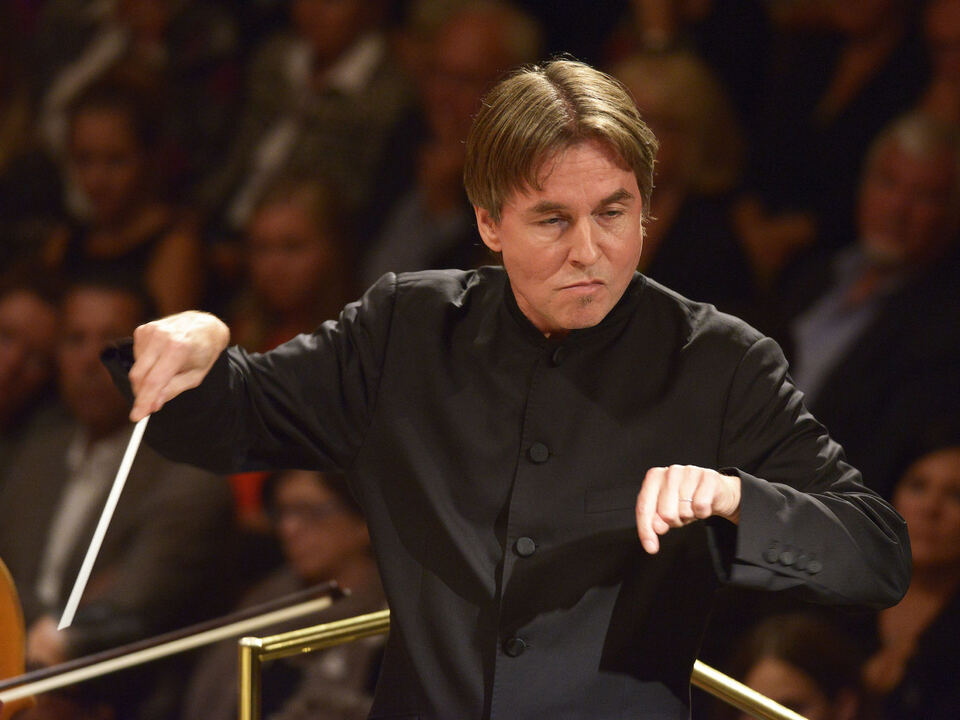 Esa-Pekka Salonen, Philharmonia Orchestra London