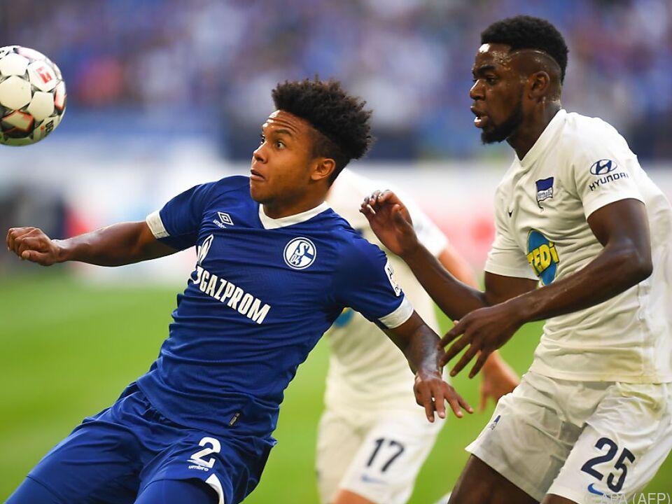 Schalke verlor in Leipzig 0:2