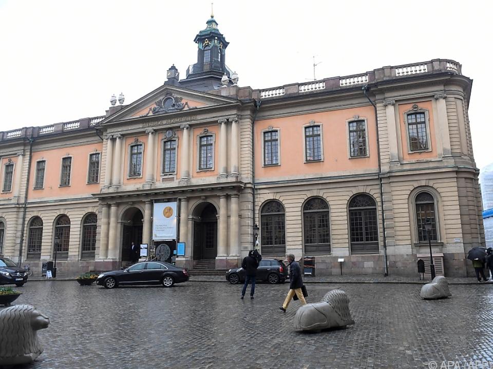 Schwedische Akademie arbeitet an Reformen