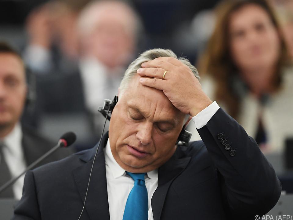 Schwere Schlappe für die Politik von Viktor Orban