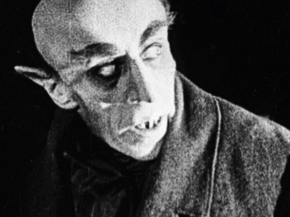 Nosferatu (1922), Vampirfilm, Vampir