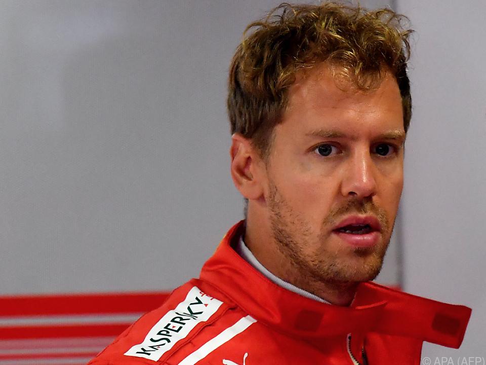 Sebastian Vettel gilt als Favorit in Singapur
