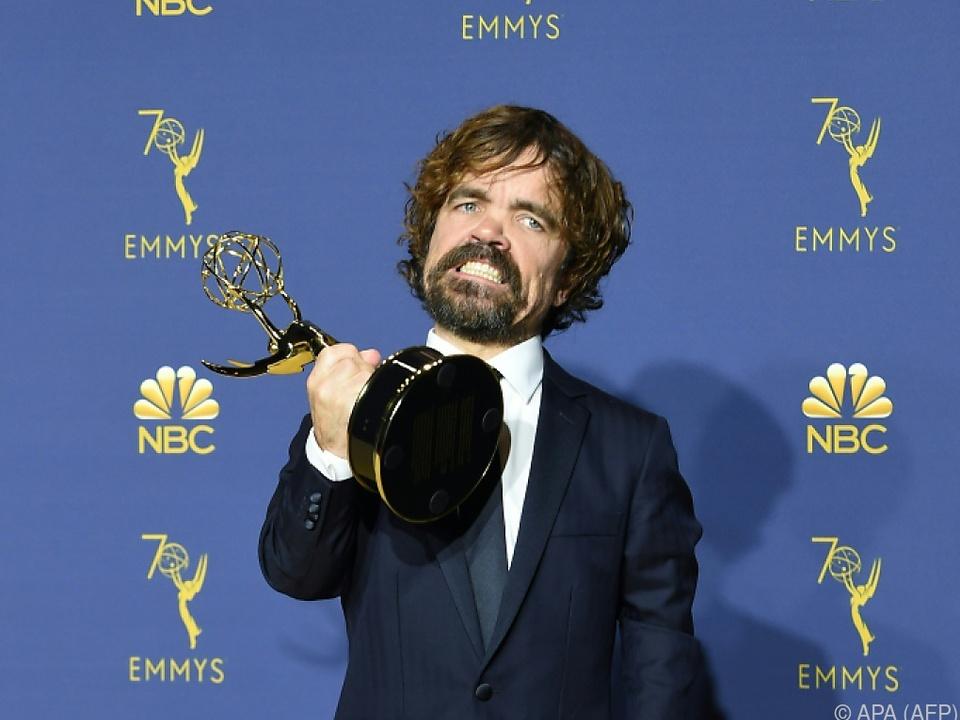 So ein Emmy versüßt alle ursprünglichen Bedenken