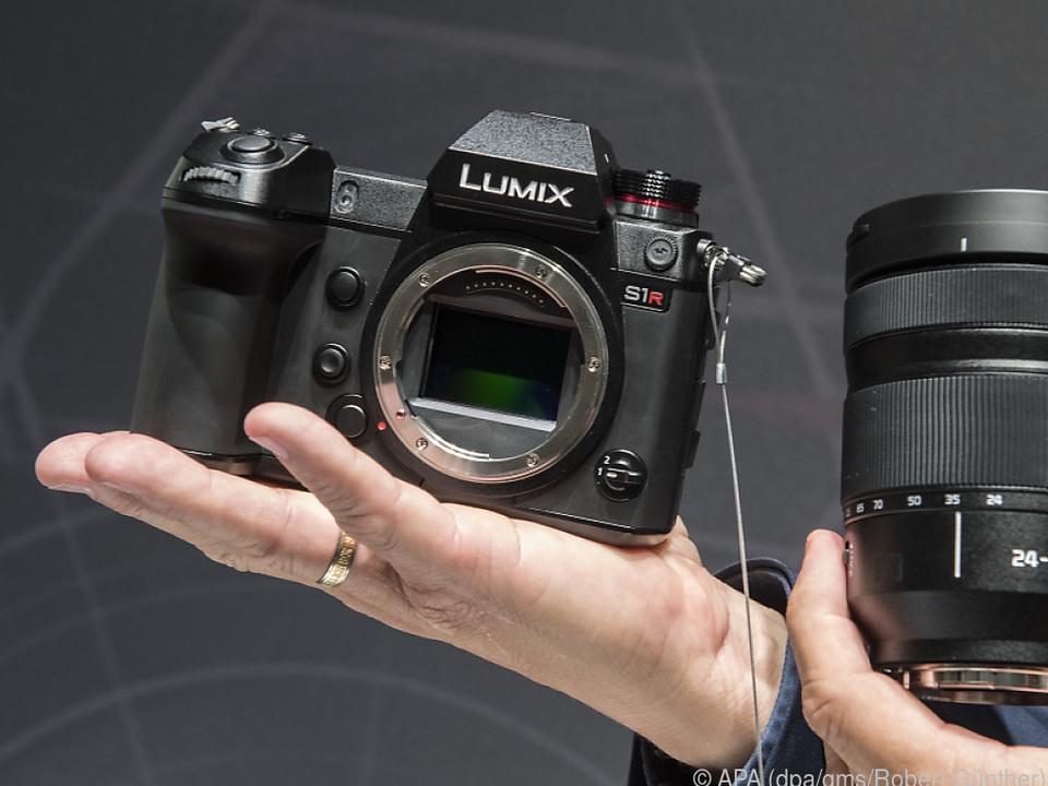 Panasonics Vollformat-Serie kommt 2019: Hie die Lumix S1R mit 47 Megapixel